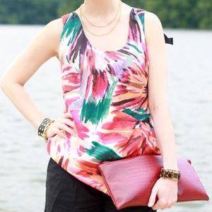 Ann Taylor Colorful Blouse